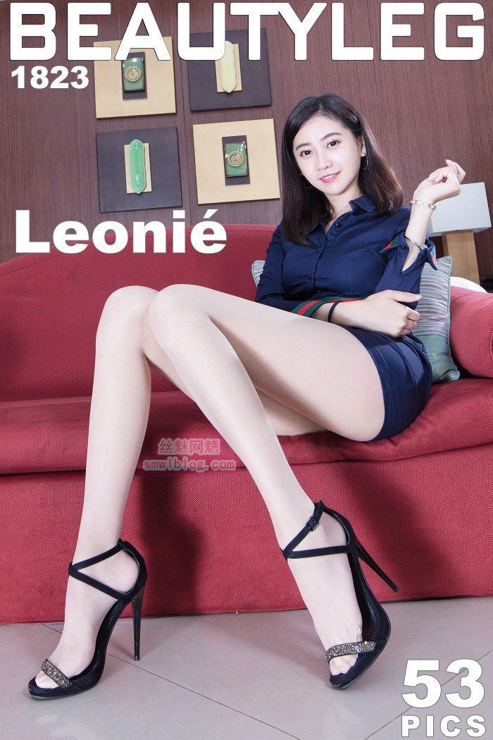 [Beautyleg]美腿寫真 2019.09.25 No.1823 Leonie[53P/346M]